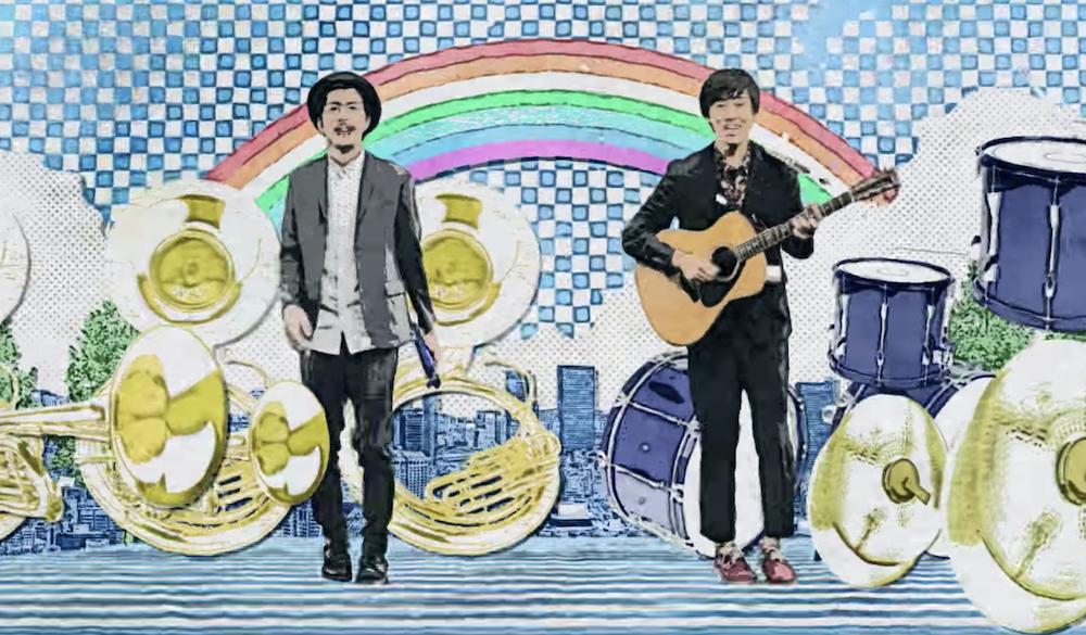 サンドクロック「ハレルヤ」MV